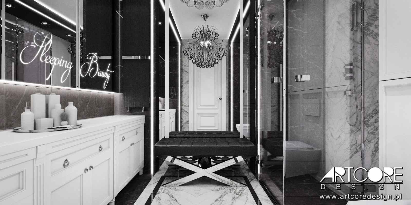 projektowanie wnetrz łazienki warszawa