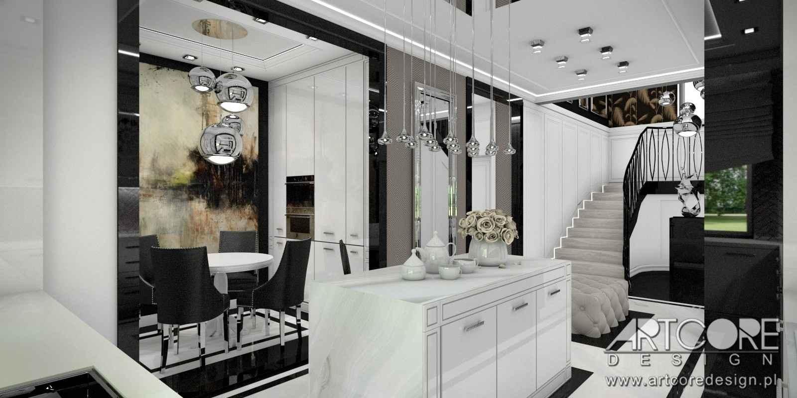 architekt wnetrz warszawa kuchnia
